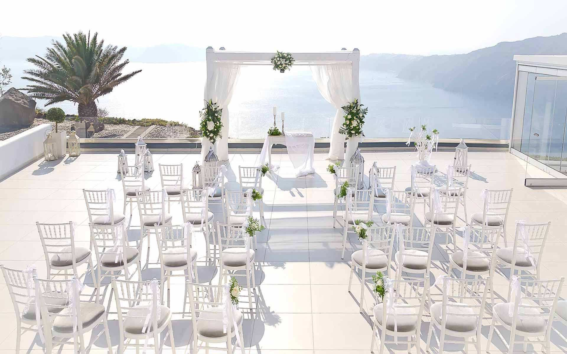 Le-Ciel-wedding-set-up-Santorini-by-Diamond-Events-Wedding-Event-planning-services