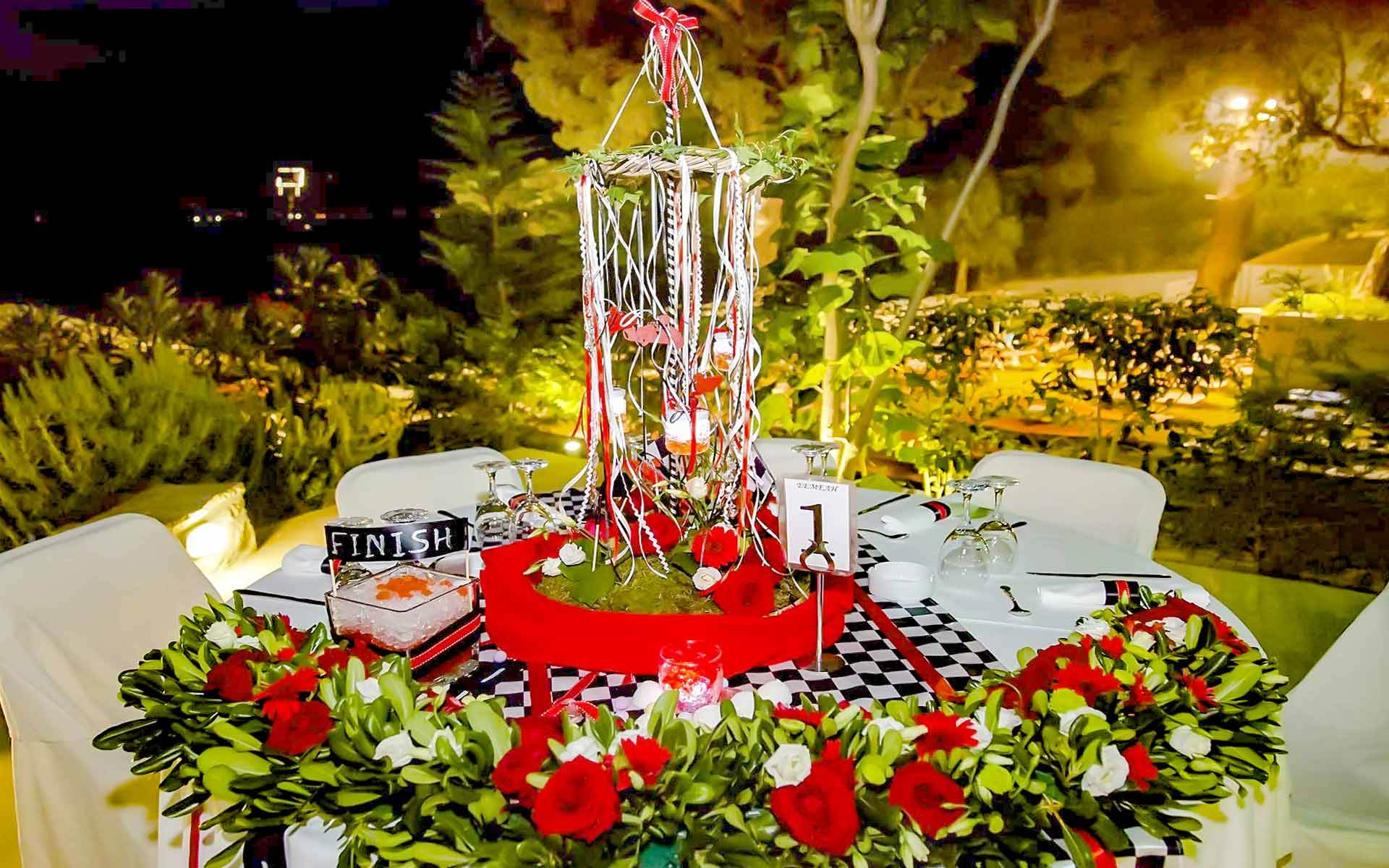 Find-The-Finish-Line-At-This-Race-Car-Themed-Reception