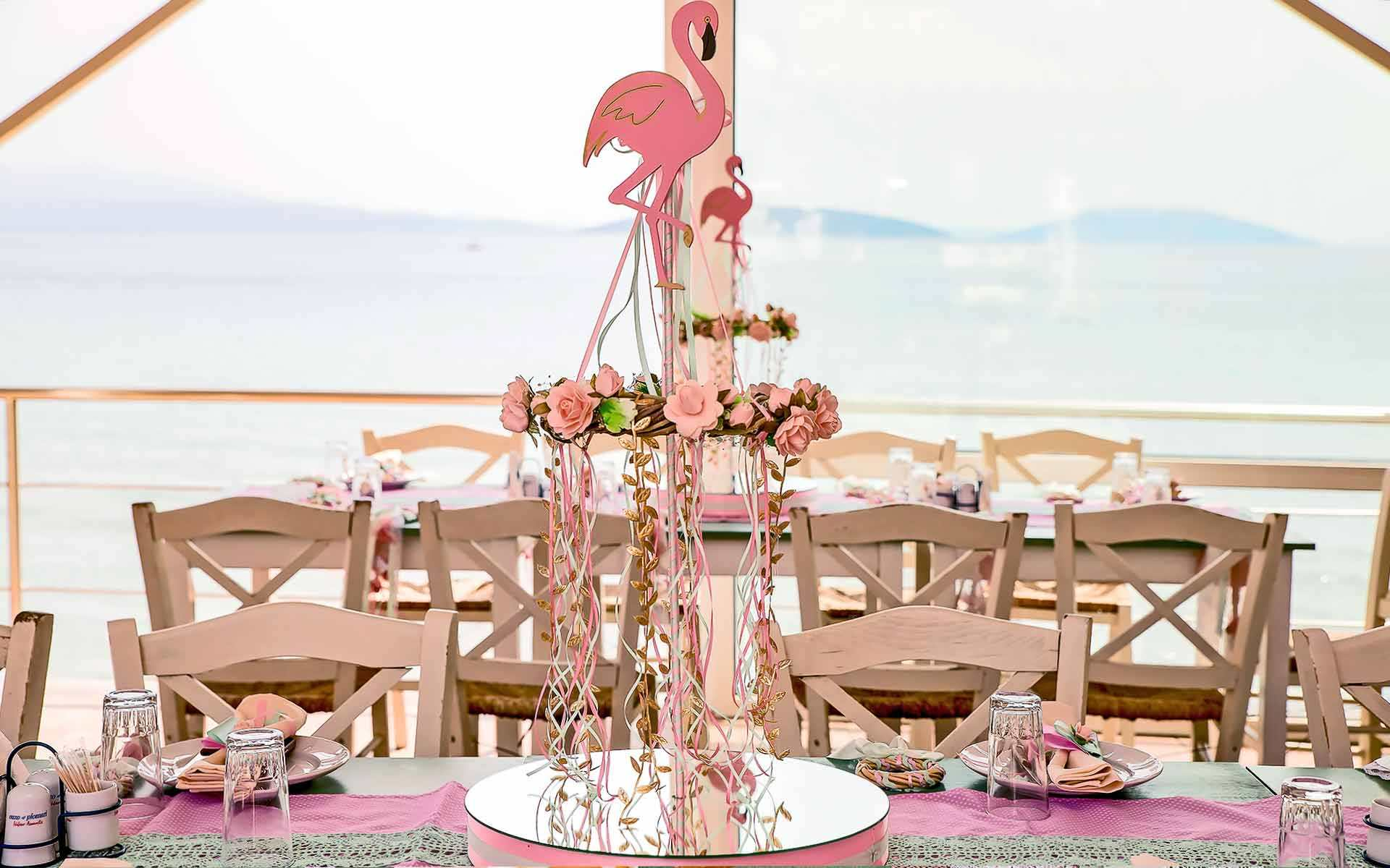 The-Carousel-Flamingo-Themed-Is-Great-For-Baby-Shower-For-Birthday-Party-And-For-Baptism