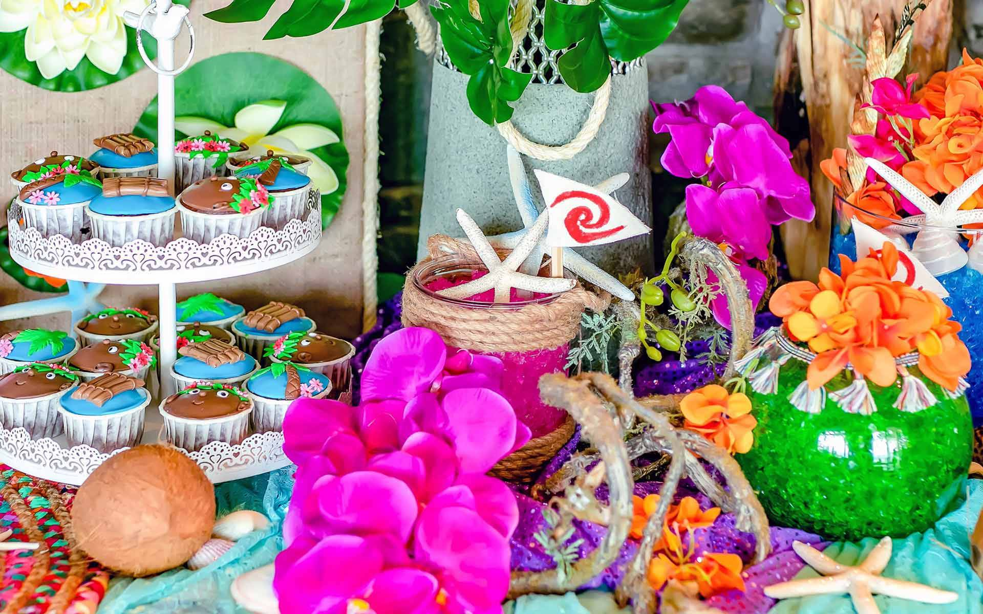 Tropical Baby Shower Theme Ideas