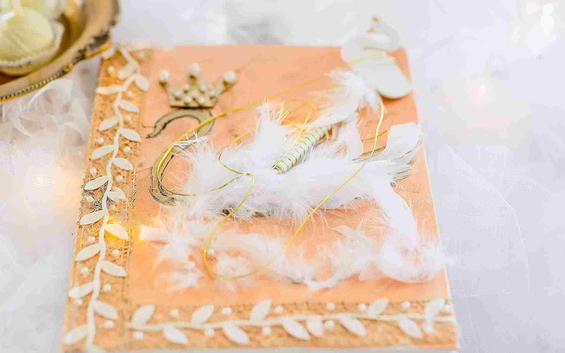 Whimsical Chic Swan theme Baptism Party