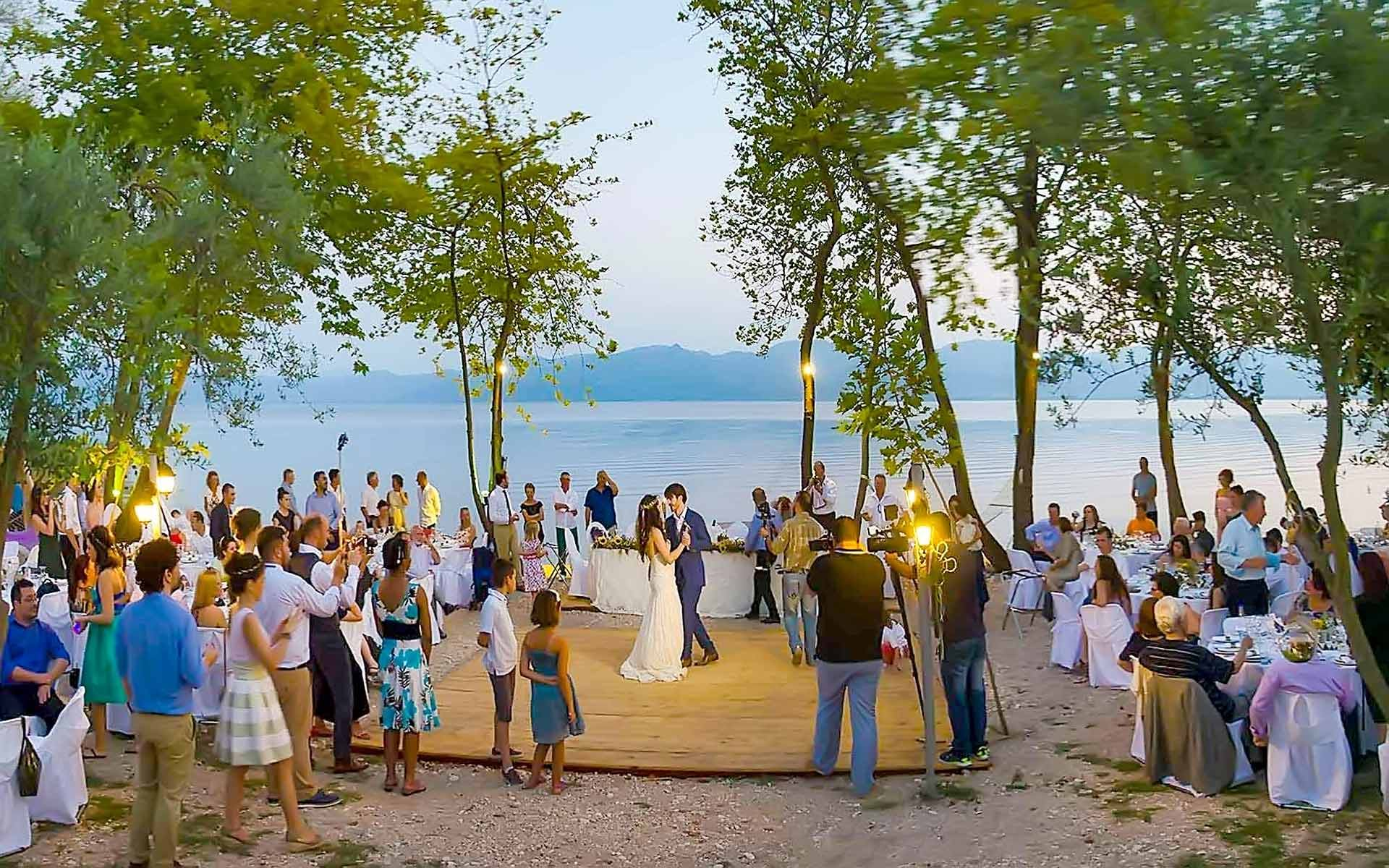 Boho-Style-Wedding-In-Lake-Thermo-Greece