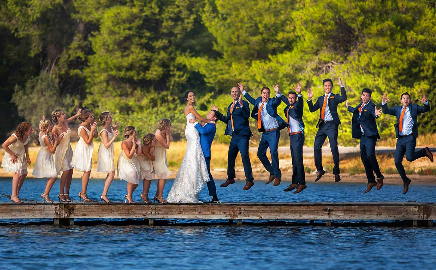 Amazing Photo Shooting for a Wedding at Porto Heli in Greece |  Tips For Brides for a Greece Wedding | Diamond Events Wedding Planner